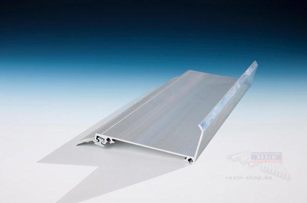 REXOsystem Alu-Wandanschluss-Profil, 90er