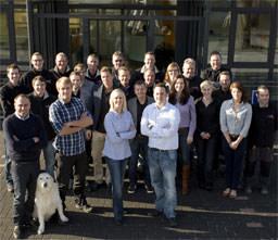 Unser Team im Jahre 2012