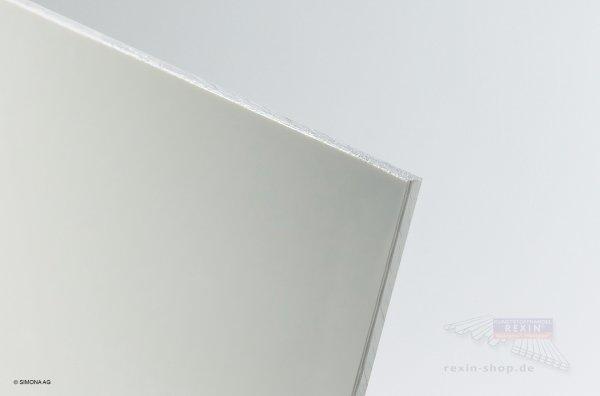 PP-H Platte, grau