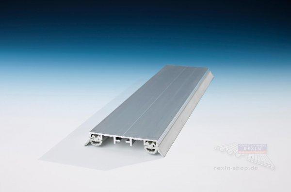 REXOsystem EZ Alu-Verbinder-Profil (Oberteil), für 25mm Platten