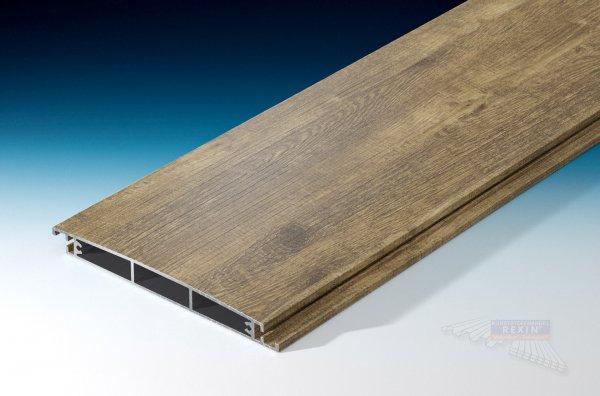 REXOfloor Alu Terrassendiele Holzdekor Treibholz