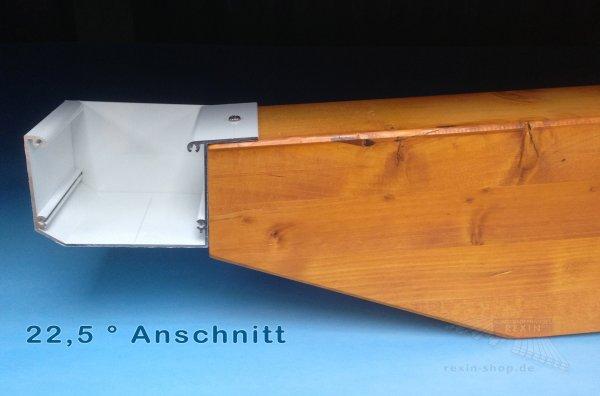 REXOcomplete Meister-Holzanschnitt 22.5°