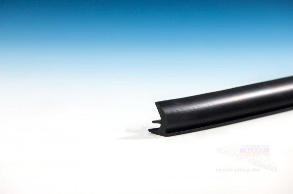 XL-Keildichtung, zur Einfassung von Massivplatten