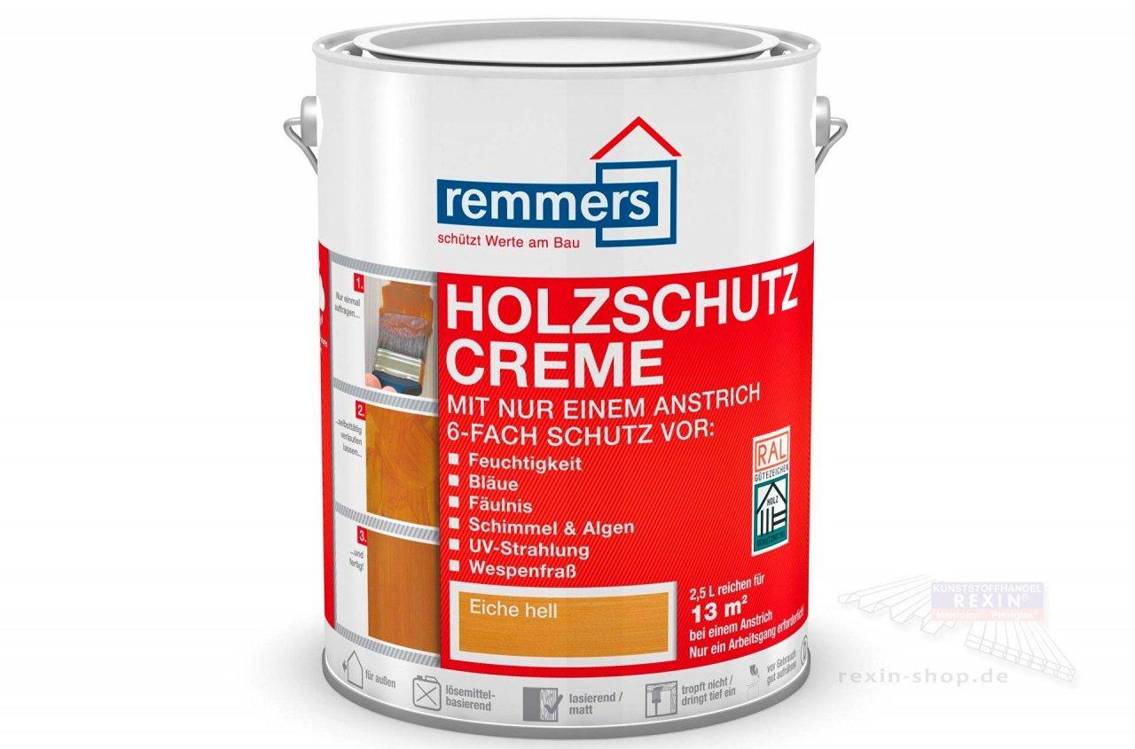 Remmers Aidol Holzschutzcreme, 2,5 ltr.