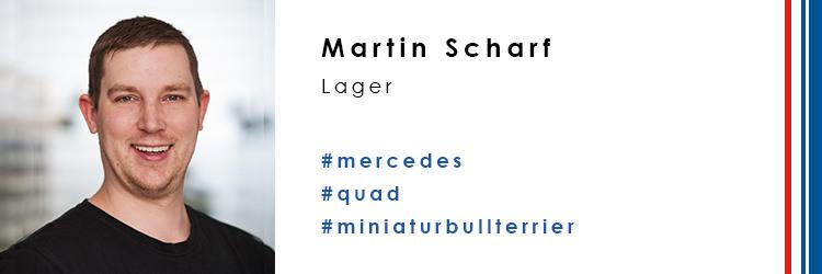 Martin Scharf