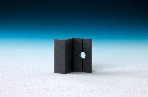 REXOboard Alu-Einfach-Profilhalter
