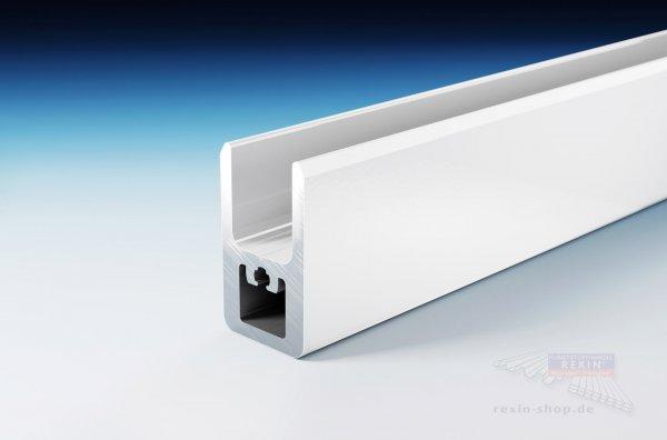 XL-Rahmen-Profil, weiß