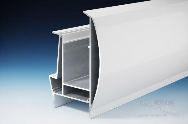 REXOpremium Alu-Hauptträger XL, weiß