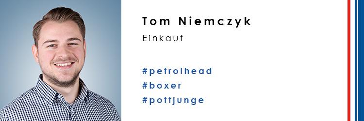 Tom Niemczyk