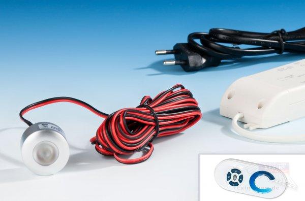 REXOlight LED-Aufbaustrahler