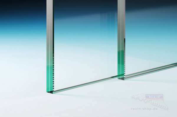 Verbundsicherheitsglas (VSG 12.76), 12mm transparent