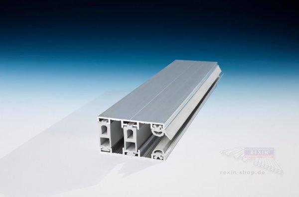 REXOsystem TS Alu-Thermo-Profil, Randsystem für 8-10mm Platten