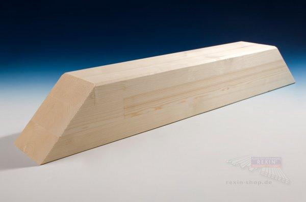 Leimbinder 10 x 10, Kopfband inkl. 45° Anschnitt