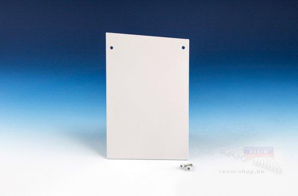 REXOclassic Endkappen-Set für Hauptträger, Weiß
