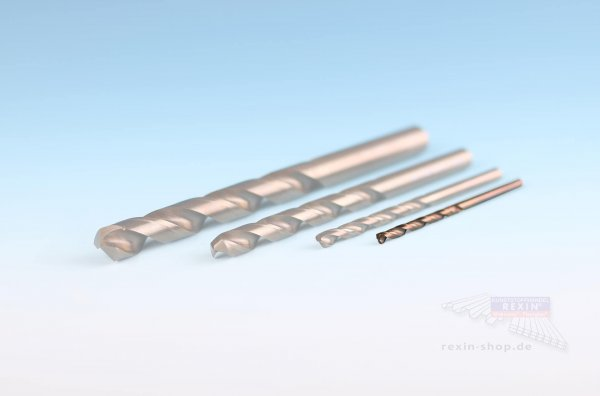 HSS-E Cobalt Spiralbohrer 3.5 mm, DIN 338
