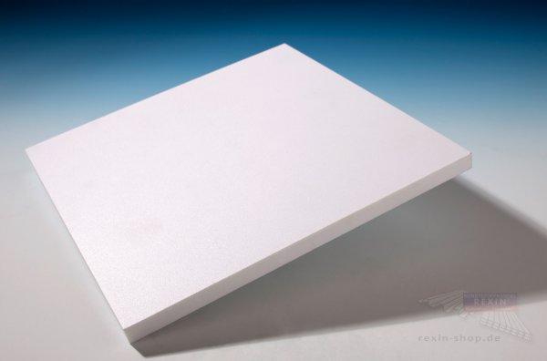 Forex print PVC-Hartschaumplatte, 10mm, weiß