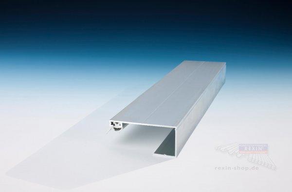 REXOsystem EZ Alu-Rand-Profil für Stegplatten