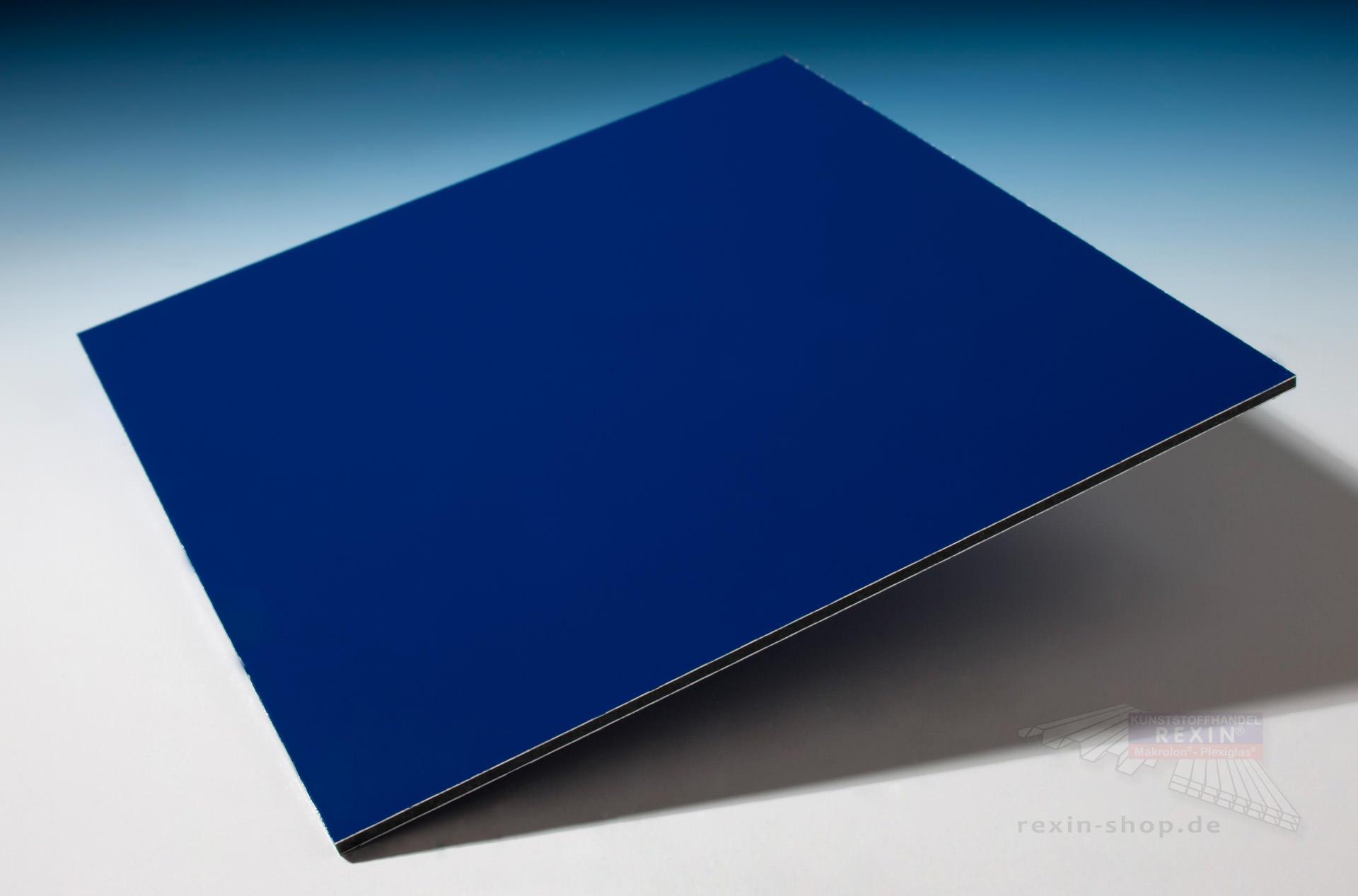 rexobond alu verbundplatten 3mm blau ral 5002 rexobond alu verbundplatten 3mm blau ral. Black Bedroom Furniture Sets. Home Design Ideas
