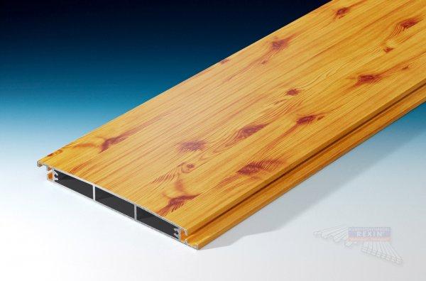 REXOfloor Alu Terrassendiele Holzdekor Fichte