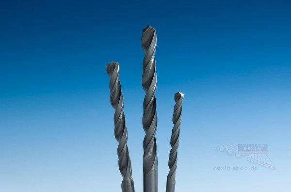 HSS Spiralbohrer 8.0 mm, nach DIN 338