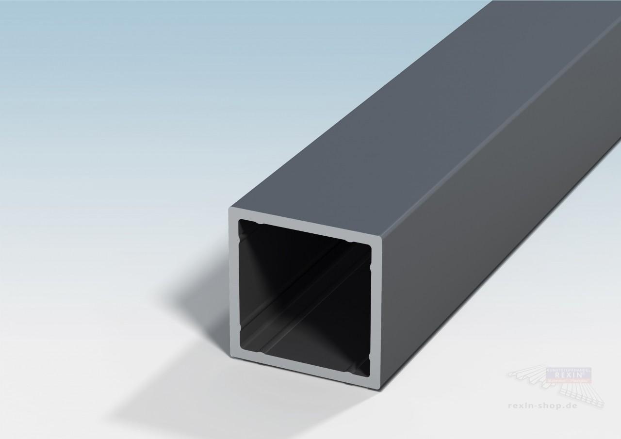 Rexin REXOguard Alu-Pfosten 60x60x3,5mm, anthrazit