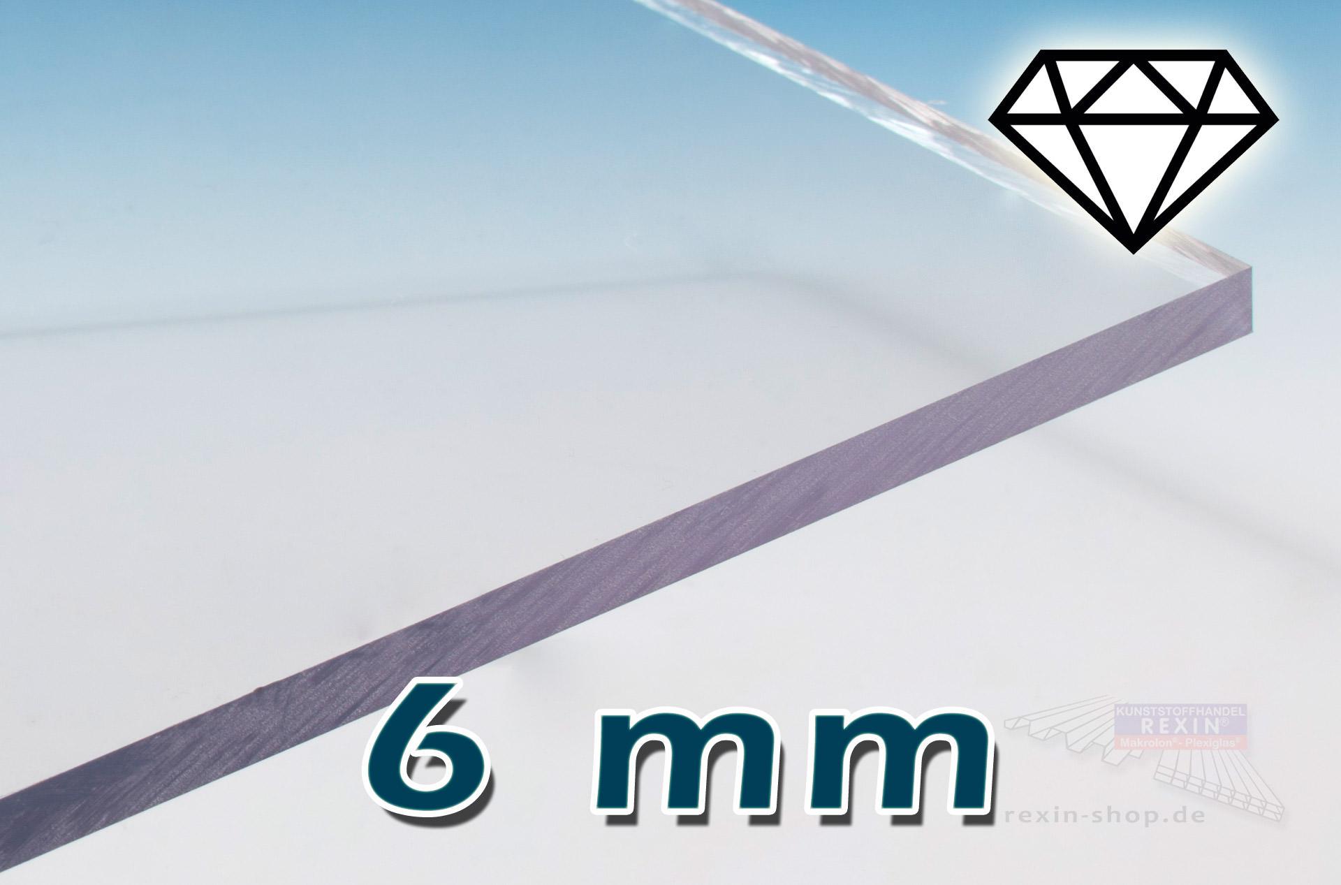saphir uv 6mm massivplatte klar kratzfest saphir uv 6mm massivplatte klar kratzfest rexin shop. Black Bedroom Furniture Sets. Home Design Ideas