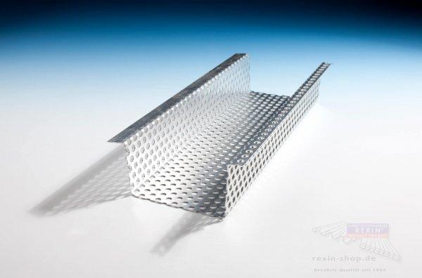 REXOdrop Laubfanggitter, aus Aluminium
