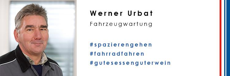 Werner Urbat
