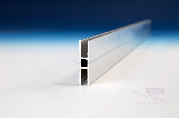 REXOsystem Alu-H-Profil, 6mm, pressblank