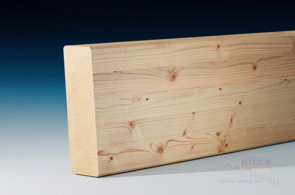 Leimbinder 6 x 20, Balken aus Brettschichtholz, 5°-Anschnitt