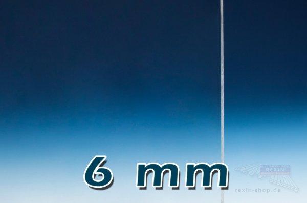 Plexiglas® XT Massivplatte, 6mm, klar