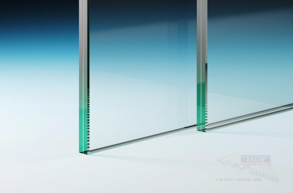 Verbundsicherheitsglas (VSG 10.76), 10mm transparent