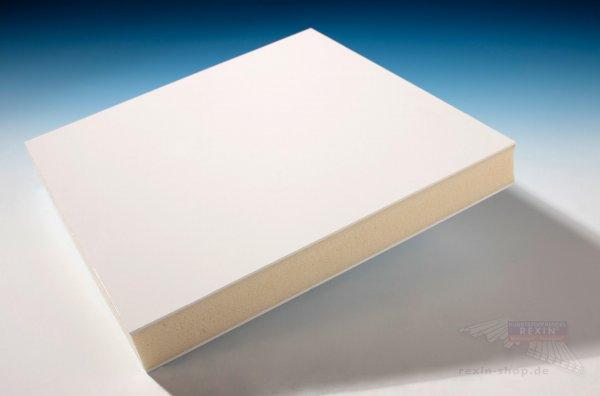 REXOdur PVC-Verbundplatte, 24mm, weiß
