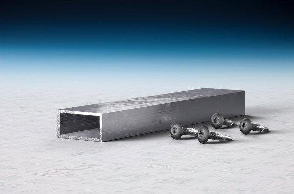 REXOguard Alu-Handlauf-Verbinder