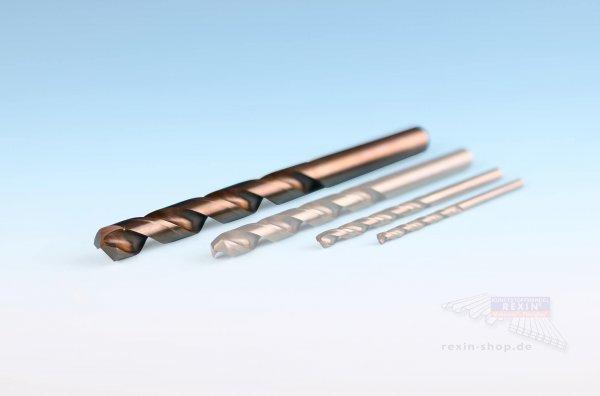 HSS-E Cobalt Spiralbohrer 11.0 mm, DIN 338