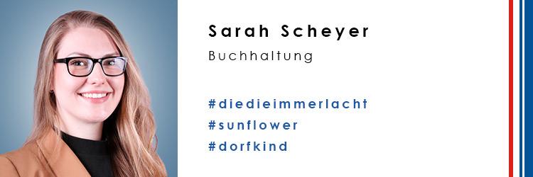 Sarah Scheyer