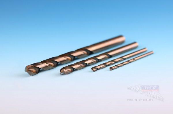 HSS-E Cobalt Spiralbohrer-Set, DIN 338