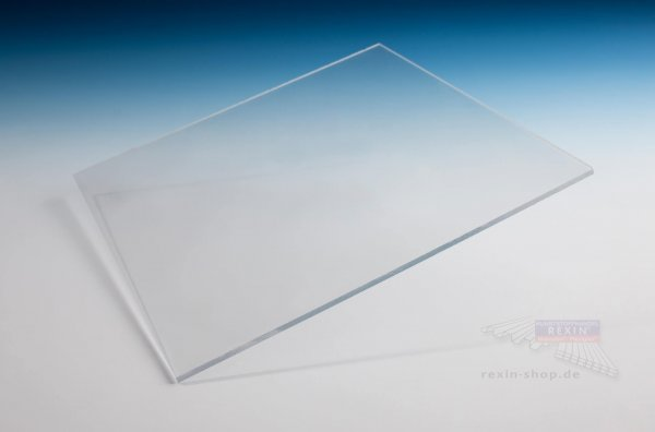 REXOlon Polycarbonat-Platte, 8mm, transparent