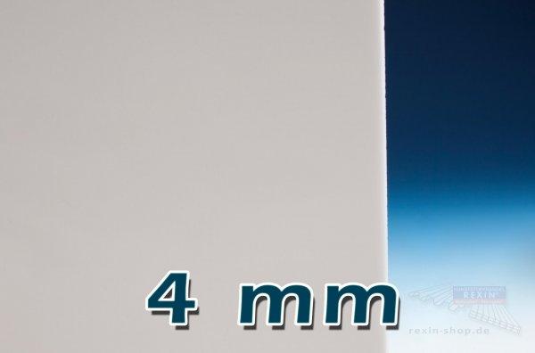 Plexiglas® XT Massivplatte, 4mm, opal