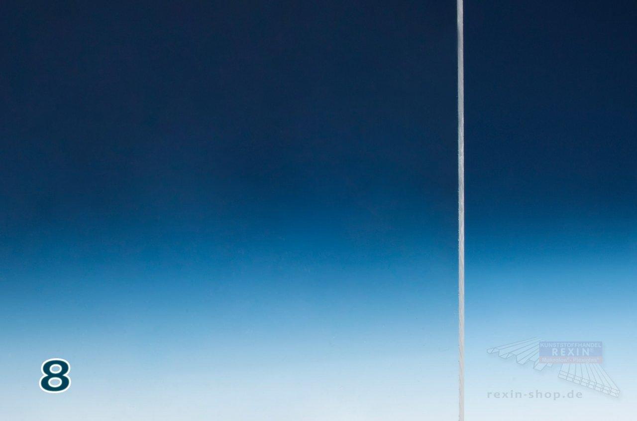 Rexin REXOcryl Acrylglas XT, 8mm, klar