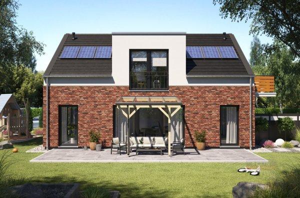 REXOmaster Holz Terrassenüberdachung VSG 3m x 3m