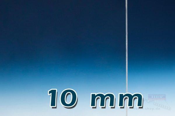Plexiglas® XT Massivplatte, 10mm, klar