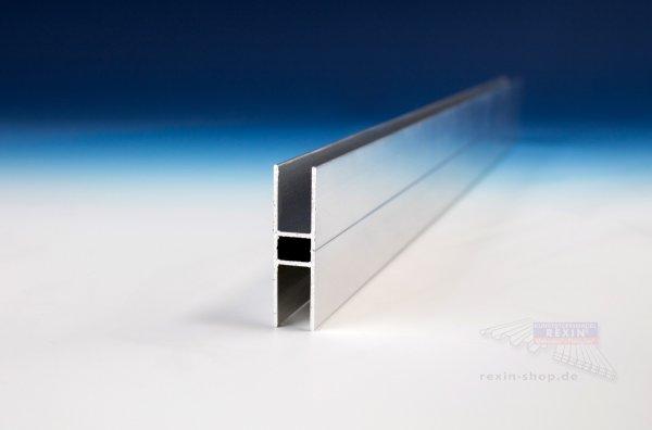 REXOsystem Alu-H-Profil, 10mm, pressblank
