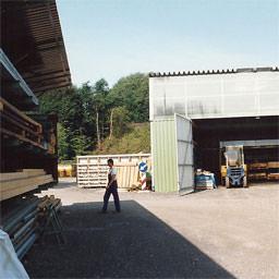 Das Lager im Jahre 1985