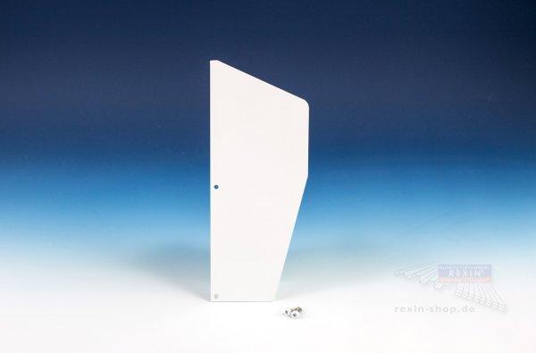 REXOpremium Endkappen-Set für Wandträger, weiß