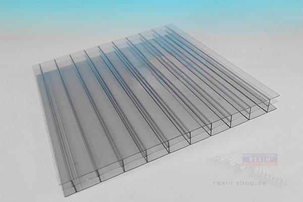 Rexin Hohlkammerplatten, 16mm, mit X-Struktur